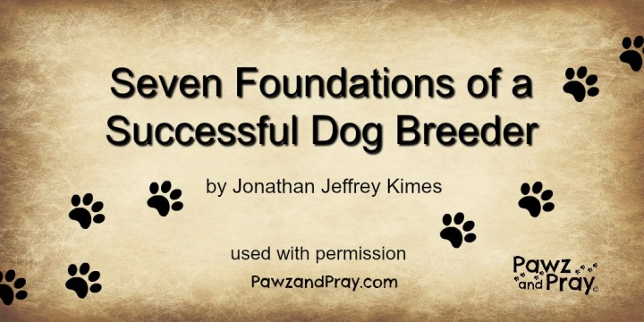 how to become a successful dog breeder