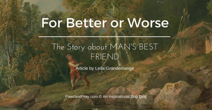 Man's best friend history