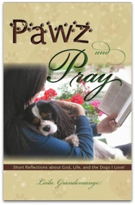 Pawz and Pray Book