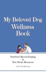 Pet Record Book