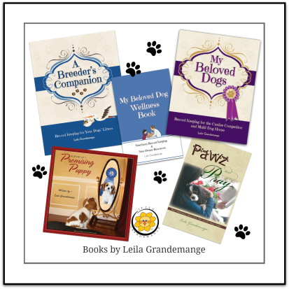 Dog Care Books