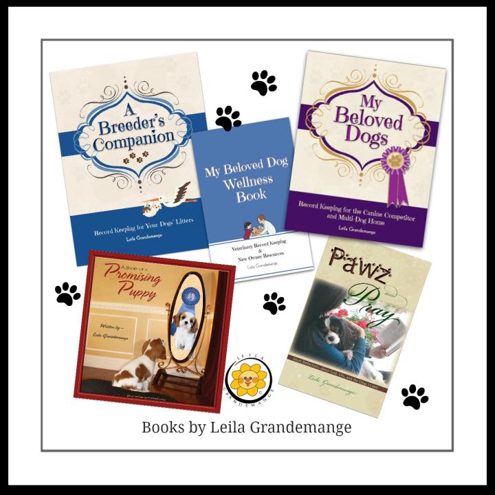 Dog Care Books