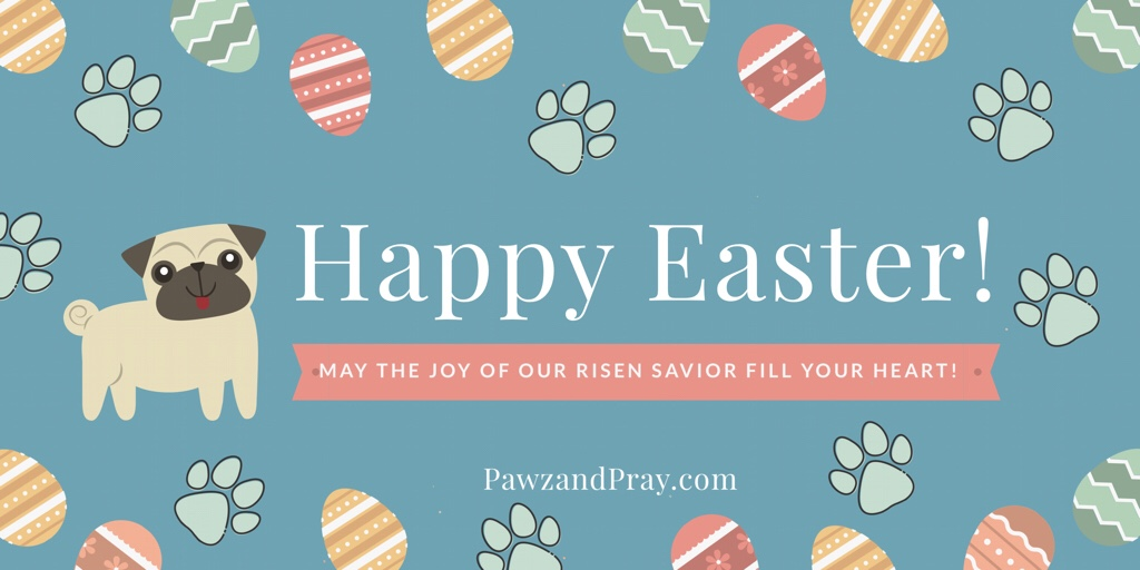 Wishing you a joyful Easter!