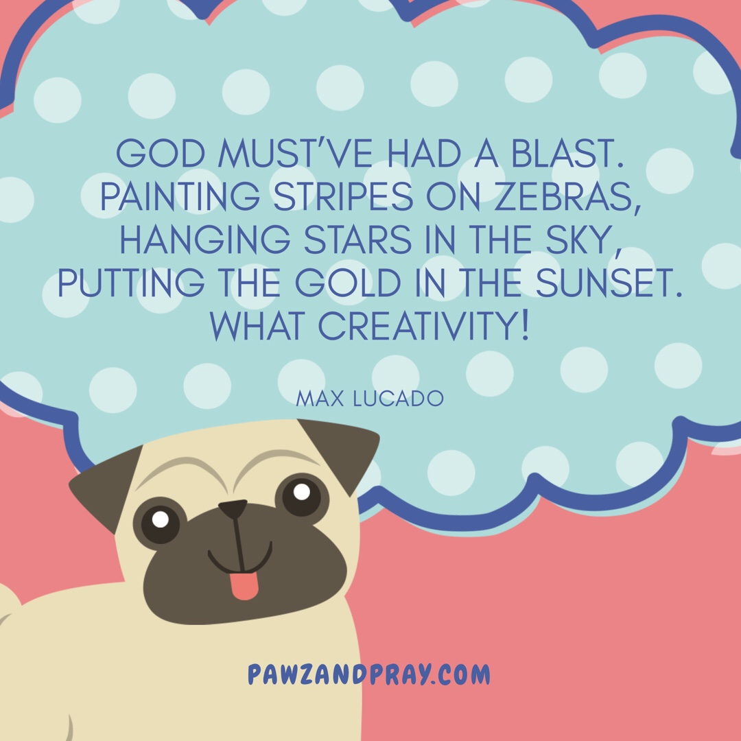 God Must've Had a Blast [Quote of the Day]